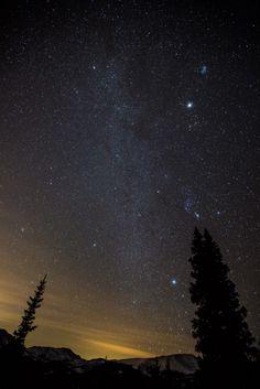 The Milky Way, Breckenridge, Colorado