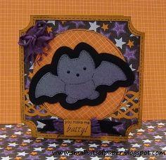 You make me batty...My Craft Spot