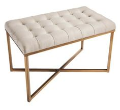 Affordable Tufted Ottomans