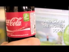 Coca Cola Augmented Reality: cause-related green marketing