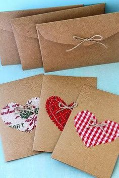 cute idea for envelopes