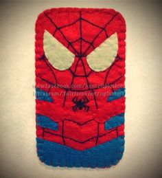 Felt Spider-Man