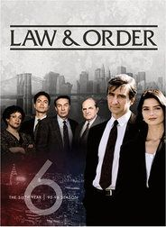 Law and Order - the Early Years