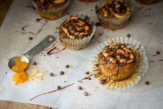 Pumpkin Cinnamon Muffins