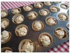 Did you know you can freeze unbaked muffin batter?  Great way to speed up busy mornings when needed!