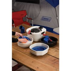 Coleman - All-in-One Portable Sink