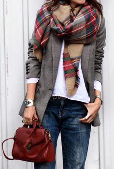 blazer love!!! jeans