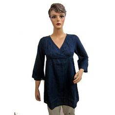 Womens Dark Blue V- Neckline Embroidered Cotton Tunic Top Blouse Small Size (Apparel)  http://www.2hourday.com/amz/bestseller.php?p=B007VY2AZQ  #bridesmaiddresses #cocktaildresses #eveningdresses #partydresses #maxidresses #formaldresses #flowergirldresses #plussizedresses #JessicaAlba #JessicaSimpson #AngelinaJolie