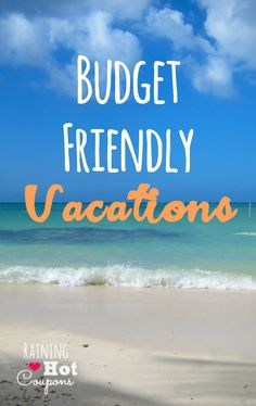Budget Friendly Vacation Tips! pinner says: (How I saved a TON of Money Planning my Hawaii and Disneyland Trips)