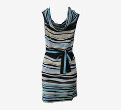 Blue Tones Dress