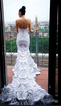 Latin Wedding Dresses 85