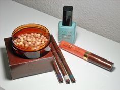 AVON Glow Collection. Click thru for more pics, swatches & review!