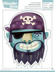 Masker piraat / Máscaras - Álbum de EMRC - Picasa Webalbums