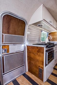 airstream sovereign.