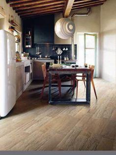 Urban Timber Porcelain Tile Flooring | Apartment Therapy