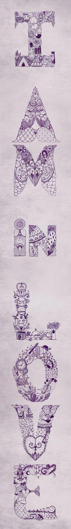 Type illustration by Ei Ka