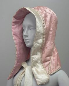 curtains, museums, boston, blondes, hoods, art, cream, 1850s, hat