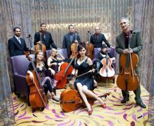 The Portland Cello Project - coming to Whiteside, Corvallis