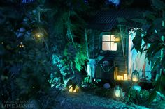 haunted bayou swamp decor | #halloween #swamp