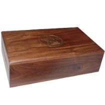 Handmade Jewelry Box Wood Carved Unique Gifts for Sister