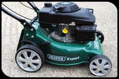 How To Convert a Lawn Mower into a Generator-great idea but the link is dead
