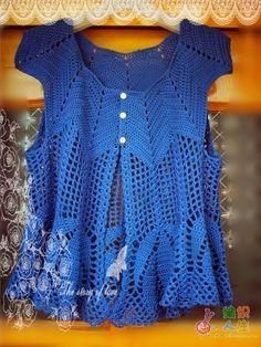 Crochet: Crochet sweater
