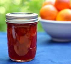 Blood orange marmalade ~T~It is that time of year.