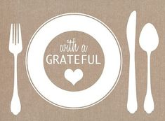 Thanksgiving printables - freezer paper this onto placemats!