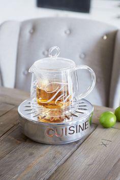 Teapot Fresh Tea