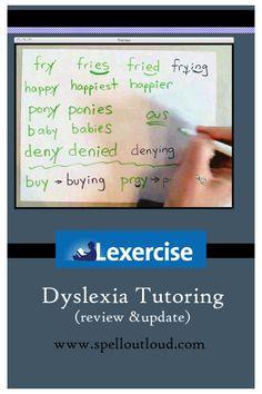 Lexercise dyslexia treatment