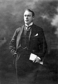 Thomas Andrews, designer of the Titanic