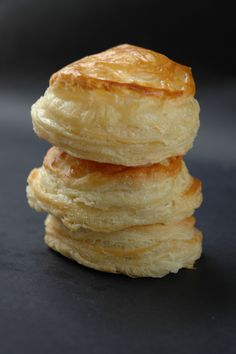 Homemade Puff Pastry Recipe; other than having to refrigerate over night, it is shockingly easy!