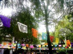 Celebrando Día de Muertos en la UAM-I