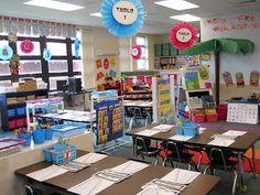 Mrs. Greene's Kindergarten Korner: Beach Themed Classroom
