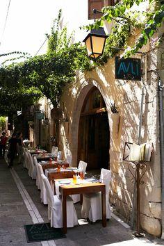 Εnjoy your meal.... Creta