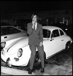 Anton Newcombe, leader de The Brian Jonestown Massacre. Photo : MARY MARTLEY