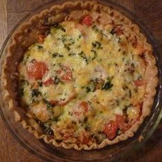 Summer Tomato Pie Allrecipes.com