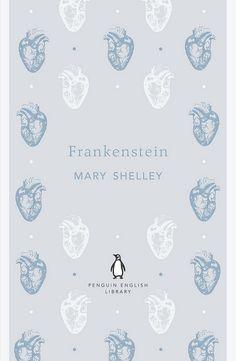 Frankenstein by Mary Shelley by Penguin Books UK, via Flickr