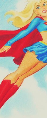 supergirl on pinterest