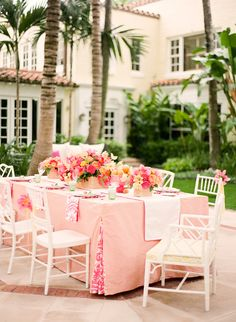 A Lilly Pulitzer Party -LOVE