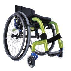 Sunrise / Quickie Zippie ZONE - Sunrise / Quickie Pediatric Manual Wheelchairs