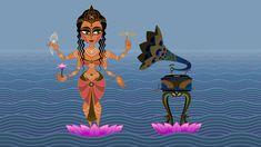Sita Sings the Blues - animated interpretation of the Ramayana by Nina Paley