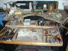 Basic site about silversmithing