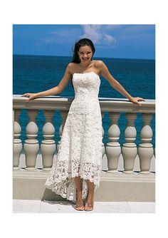Beach Wedding Dresses   Hawaiian dresses