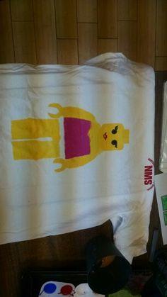 Lego Week shirts!