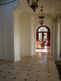 Hall Historic Panels Design, Pictures, Remodel, Decor and Ideas - page 68