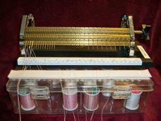 Pleater Thread Box