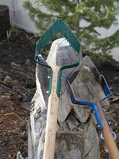 Dave's basic garden tool.  I bought one of these last year and it's a great help in the yard.