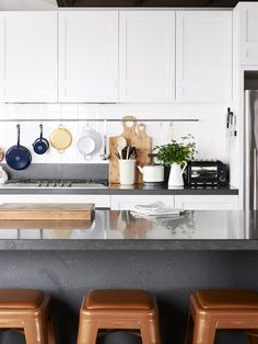 The Design Files - Kitchen