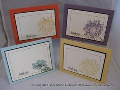 Stampin'101 Faux Frame - YouTube